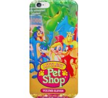 Littlest Pet Shop volume 11 iPhone Case/Skin