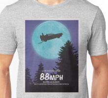 88mph (ET Movie Poster Parody) Unisex T-Shirt