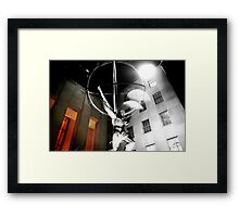 Atlas Shrugged Framed Print