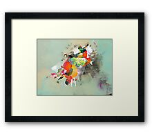 Fresh Funk Juices Framed Print