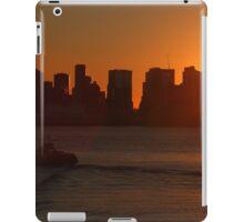 Vancouver sunset iPad Case/Skin