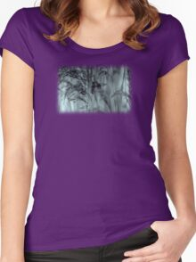 Whispering Reeds  - JUSTART © Women's Fitted Scoop T-Shirt