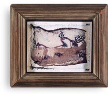Scarecrow Canvas Print