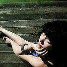 Harlequin Green by Emily Denise