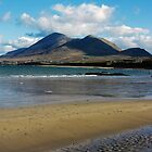 Croagh Patrick beach view by John Quinn