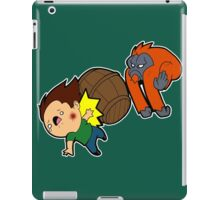 'Rang Barrel! iPad Case/Skin