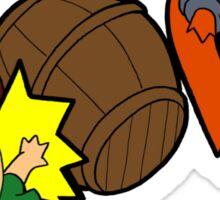'Rang Barrel! Sticker