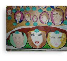 Dreamtime:  Prince & Princesses  Canvas Print