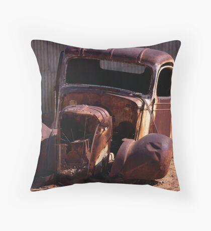 Used Car Throw Pillow