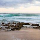 Rough Seas - Australia by Anthony Wratten