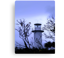 Cape Tourville Lighthouse  Canvas Print