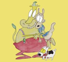 Rocko, Heffer and Spunky Kids Clothes