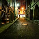 Alley by Ben Ryan