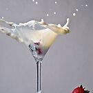 Strawberry Milkshake by Paul Clarke