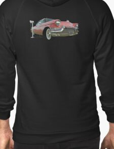 1957 Pink Cadillac at the Drive In. T-Shirt