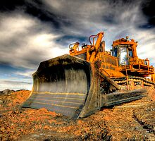 Big Dozer by Peter Hodgson