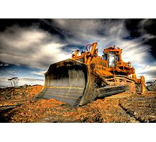 Big Dozer Photographic Print