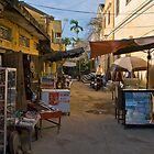 Empty Alley (Hoi An, Viet Nam) by Matthew Stewart