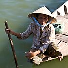 Old Woman River (Hoi An, Viet Nam) by Matthew Stewart
