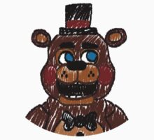 Five Night's at Freddy's Toy Freddy Kids Clothes