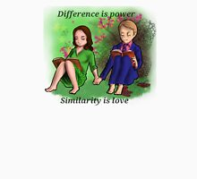 Hannibloom - Difference is power Unisex T-Shirt