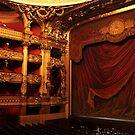 Raise the curtain by Elena Skvortsova