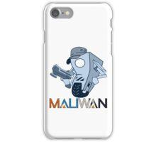Maliwan Cl4p-TP iPhone Case/Skin