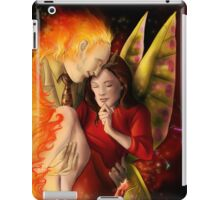 Hannibloom - Moth and Flame iPad Case/Skin