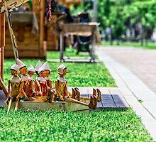 Pinocchio by DariaElena