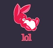 LOL Bunny Womens Fitted T-Shirt