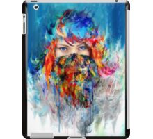 frozen princess iPad Case/Skin