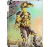 Anthro chocobo iPad Case/Skin