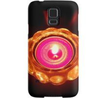 The Candle Burns Samsung Galaxy Case/Skin