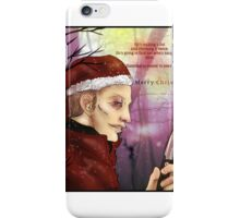 Hannibal - Santa is Coming to Town iPhone Case/Skin