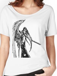 Trouble lurking Women's Relaxed Fit T-Shirt