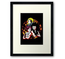 fairy slayer Framed Print