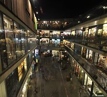 Ssamziegil Mall at Night by Christian Eccleston