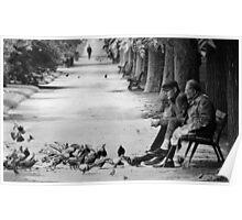 Timeless Paris Poster