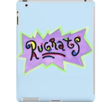 Rugrats iPad Case/Skin