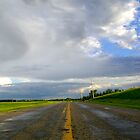 After The Storm- Starting Point by SamusFairchild