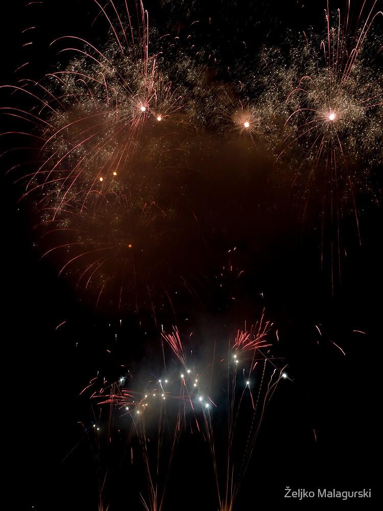 Firework 9 by Željko Malagurski