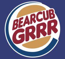 Bear Cub Grrr by IfYouSeekAlex