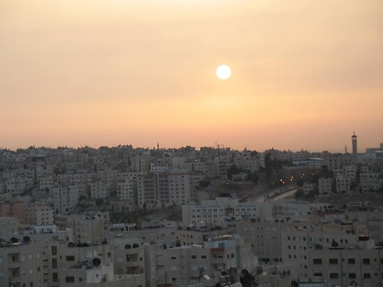 Jordan Sunset by persnicketier10