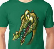 Crocodile Smile Unisex T-Shirt