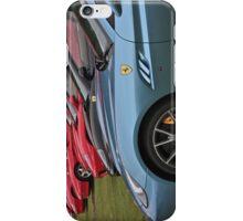 Long Row of Ferraris iPhone Case/Skin