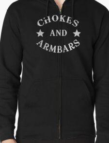 Chokes And Armbars T-Shirt