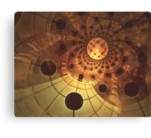 Intricate Revolution Canvas Print