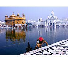 POOL OF NECTAR - INDIA Photographic Print