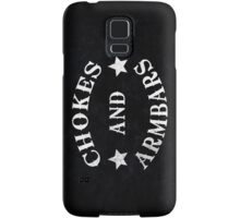 Chokes And Armbars Samsung Galaxy Case/Skin