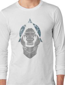Alphonse Elric Grunge Long Sleeve T-Shirt